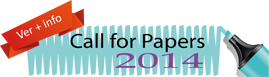 REDU. Call for papers 2014